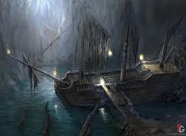 """Покинутые корабли и """"голос моря"""""""